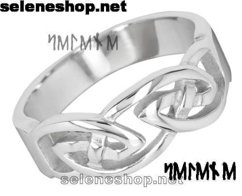 anello con nodo celtico